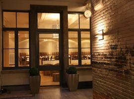 Hotel Maison d'Anvers,