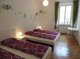 Apartment Eve Rooms, Ljubljana