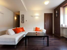 Irish Apartment, Krakau