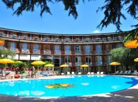 Hotel Continental, Garda
