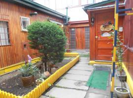 Family House del Rey, Punta Arenas