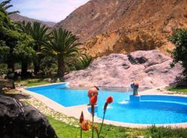 Paraiso Las Palmeras Lodge, Cabanaconde