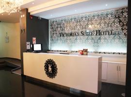 Victoria's Suite Hotel, Trujillo