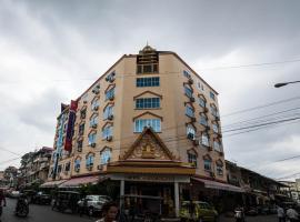 Angkor International Hotel, Phnom Penh