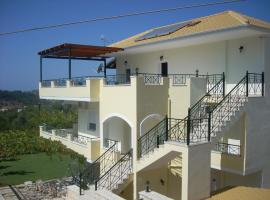 Villa Vera, Syvota