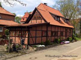 Wilkenburger Pfarrscheune Hannover Hemmingen