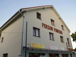 Penzion Pompano, Hlohovec