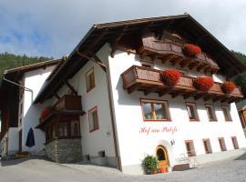 Hof am Platzli, Sankt Anton am Arlberg