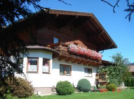 Haus Schnell, Flachau