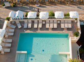 Hotel Canarie, Лидо ди Езоло