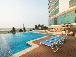 Radisson Cartagena Ocean Pavillon Hotel, Cartagena de Indias