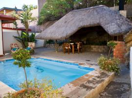 Hotel Pension Casa Africana, Windhoek