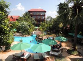 Elephant Blanc (Domrey Sor) Apartment and Resort, Phnom Penh