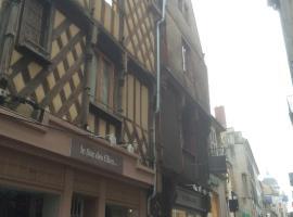L'Appartement de la Maison du Théatre Saint Bonnet, Bourges
