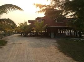 Sea Eye Hotel - Laguna Building, Utila