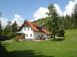 Ferienhaus Waldbankerl, Bad Goisern