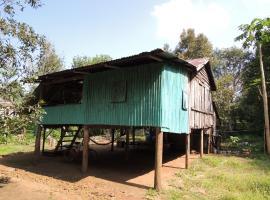 Hill Myna Homestay, Chi Phat