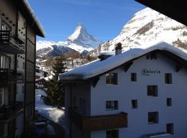 Haus Floralp, Zermatt