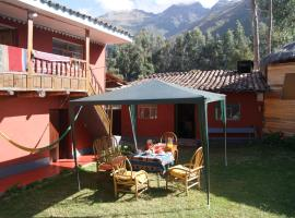 Hostel and Campsite Mystical Adventures, Urubamba