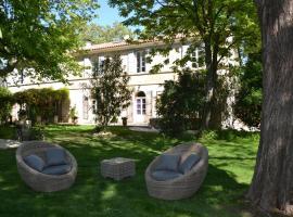 Mas de Capelou Apartment, Avignon