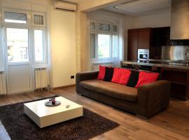 Apartment Boem, 贝尔格莱德