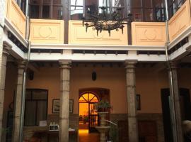Hotel Catedral, Quito