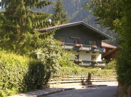 Meckyheim, Mayrhofen