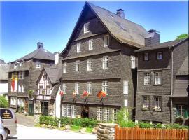Hotel Graf Rolshausen, Monschau