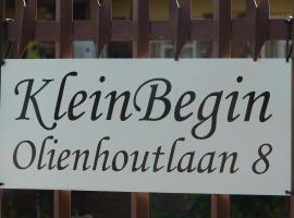 Kleinbegin, Upington