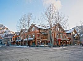 Brewster's Mountain Lodge, Banff