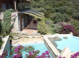Villa d'Ortoli 2, Olmeto