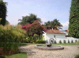 LAS CÚPULAS HOTEL & RESTAURANTE, Malinalco