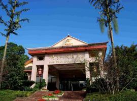 E-mei Mountain Hotel, Emeishan
