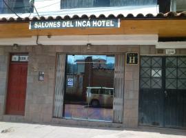 Salones del Inca Hotel, Cuzco