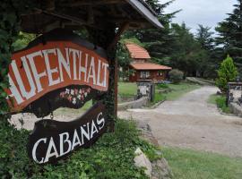 Cabañas Aufenthalt, Villa General Belgrano
