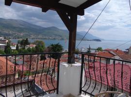 Villa Stefanija, Ohrid