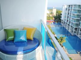 My Resort Hua Hin B601, Хуахин