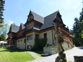 Hotel Dwór Karolówka, Zakopane