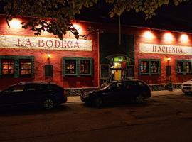 Hotel & Steak House Hacienda La Bodega, Фридек-Мистек
