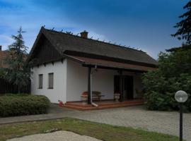 Szarka ház Csongrád, Csongrád