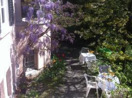 Garden Studio Apartment Zürichberg, Zurych