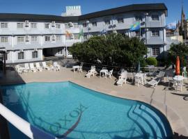 Hotel Hoxon, Luján