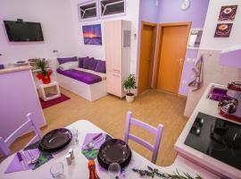 Apartments Lavanda & Cappuccino, Порторож