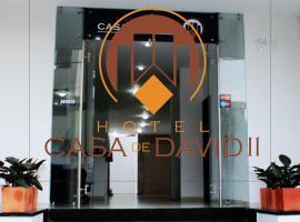 Hotel Casa de David WMD, Yopal