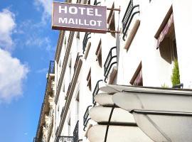 Hotel Maillot, Нейи-сюр-Сен