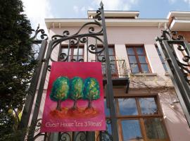 Guest House Les 3 Tilleuls, Brussels