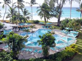 Turtle Beach by Elegant Hotels All Suites All Inclusive, 基督教堂市
