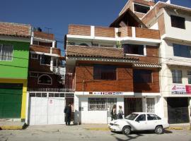 La Cabaña, Huaraz