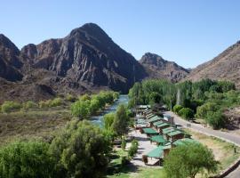 Cabañas del Cerro, Valle Grande