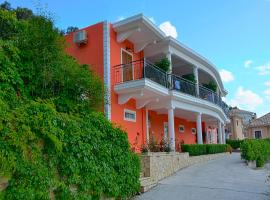 Nikas Villa Orange Apartments, Párga